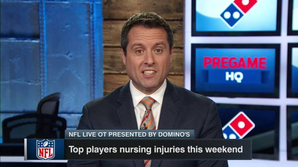 ESPN – Will Palmer be out for matchup against Seahawks?