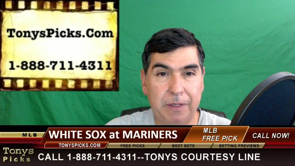 Chicago White Sox vs. Seattle Mariners Pick Prediction MLB Baseball Odds Preview 7-20-2016