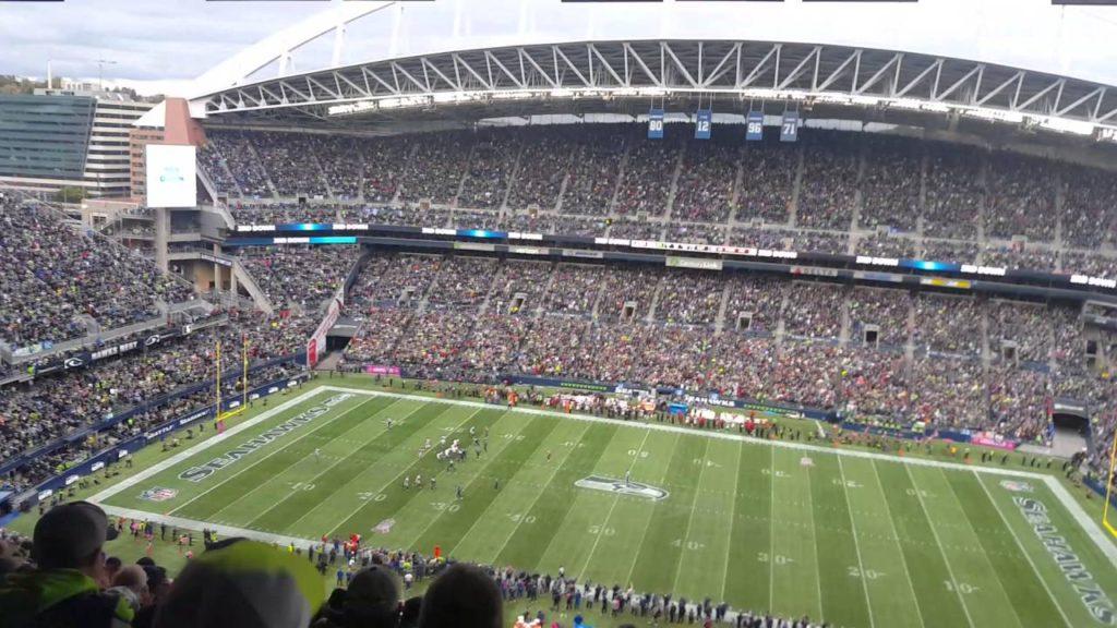 Seahawks noise