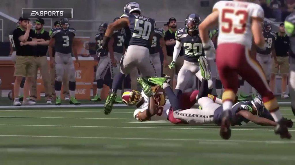 Madden 17 – Seahawks Franchise – Episode 17