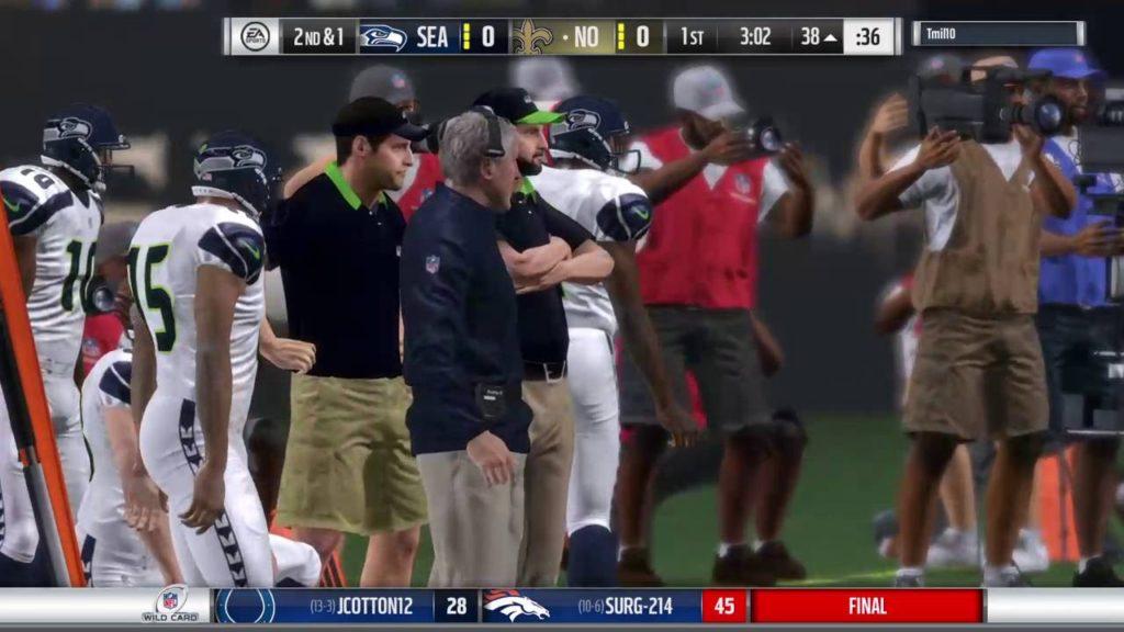 OTSS | Wildcard | Saints vs Seahawks