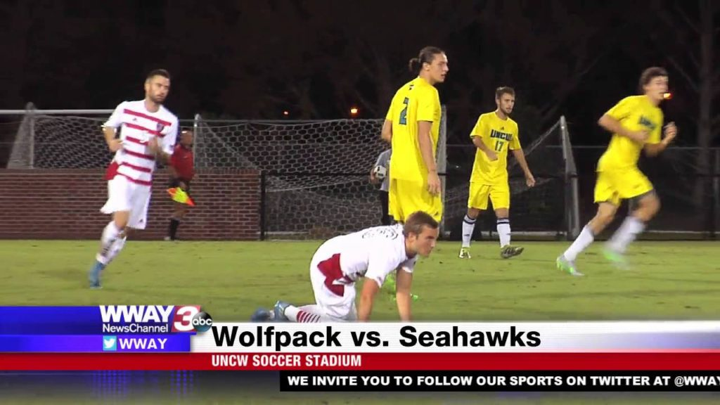 UNCW Seahawks can't hold off the Wolfpack
