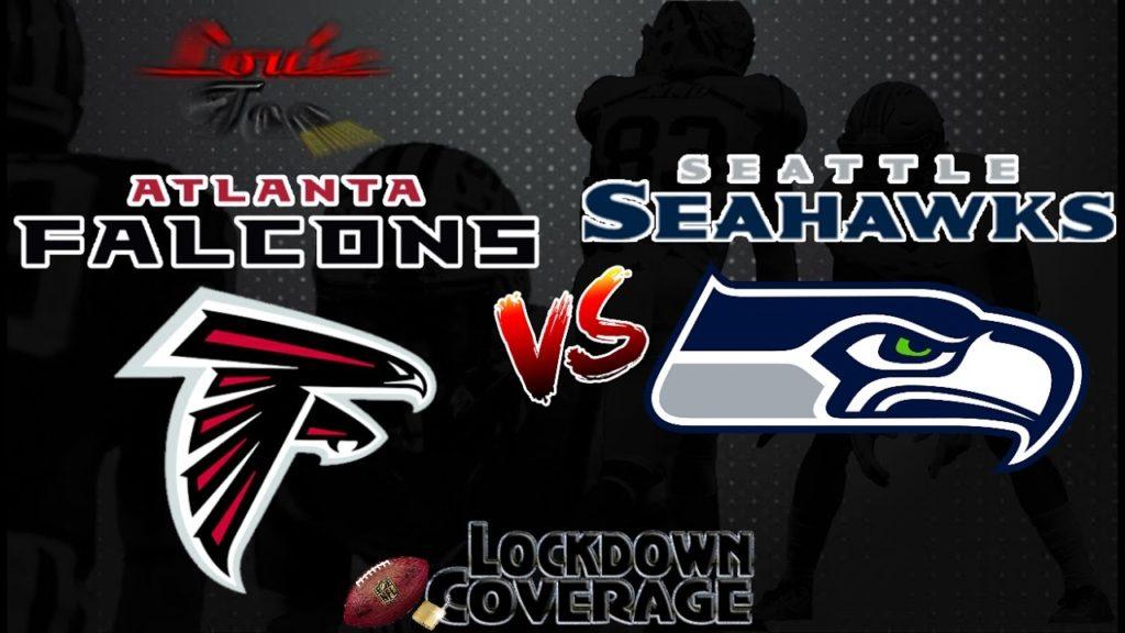 NFL Football 2016 Recap: Falcons vs. Seahawks (Week 6) (Lockdown Coverage)  #LouieTeeLive