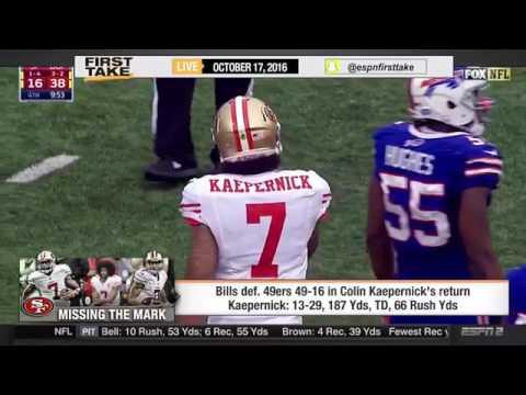 ESPN First Take 10-17-16   Did Richard Sherman Outburst Propel Seahawks