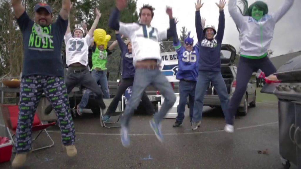 Go Seahawks Go!