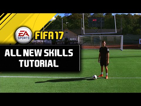 FIFA 17 – ALL NEW SKILLS In Real Football | Tutorial