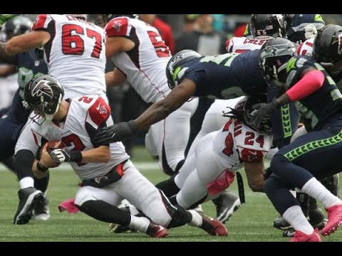 Falcons vs Seahawks Full Game Season 2016- 17 Week 6 – October 16, 2016