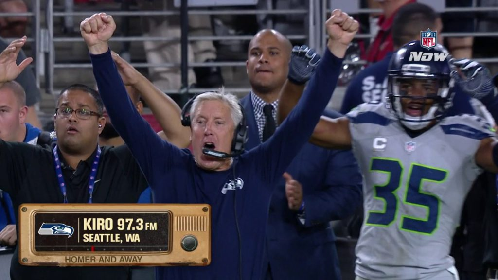 Radio Calls: Seahawks & Cardinals Missed Field Goals