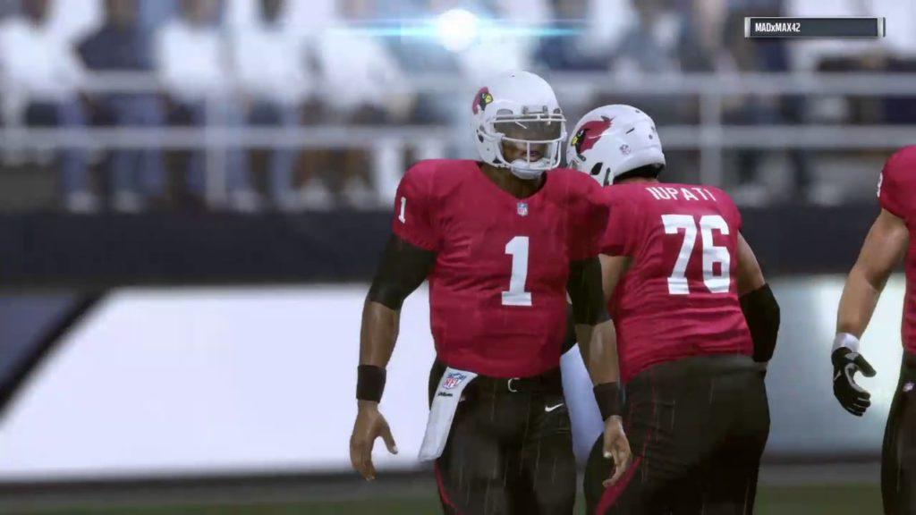 Madden 17 League Ny2DaBay season 2 week 5 Seahawks  vs NoFlyZone