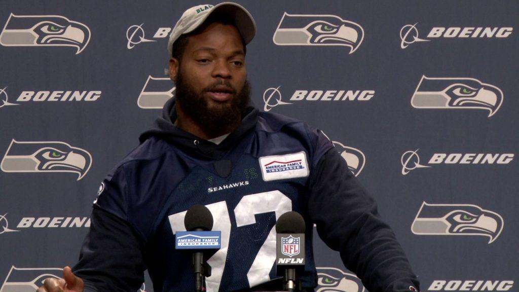 Seahawks Defensive End Michael Bennett Week 8 Press Conference