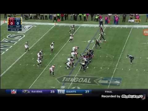 Seahawks  vs  Falcons(week 6) Game Highlights