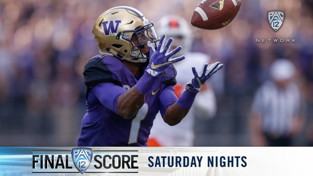 Recap: Washington football remains undefeated with win over Oregon State