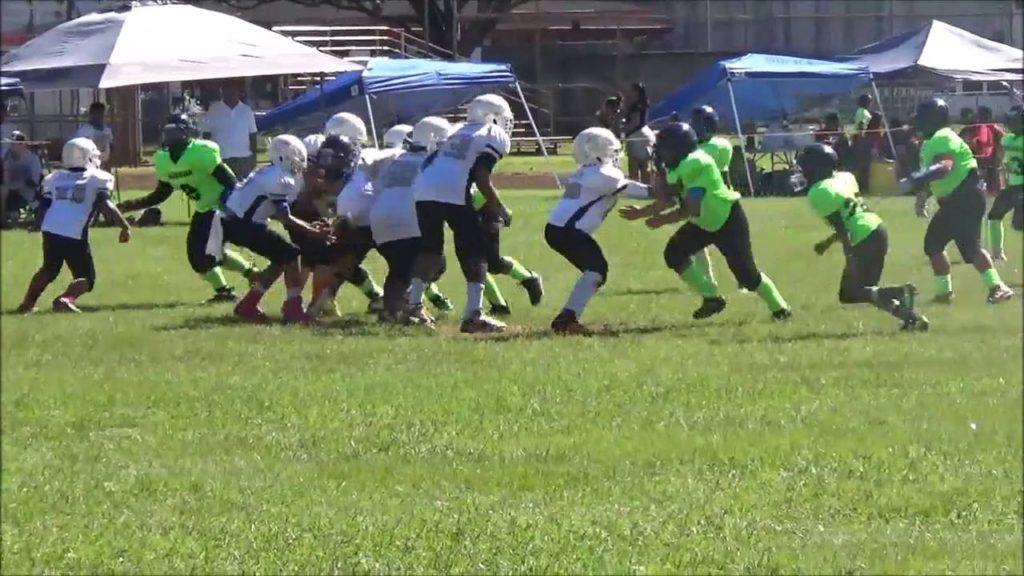 20161009 Waimana 12U vs Stunnahs