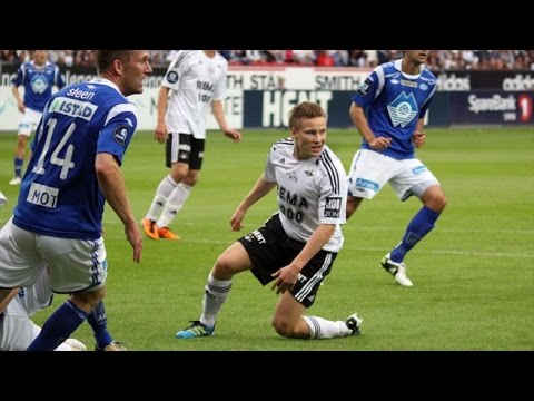 You Did Not See Later | Most amazing | football pass Jonas Svensson for Rosenburg