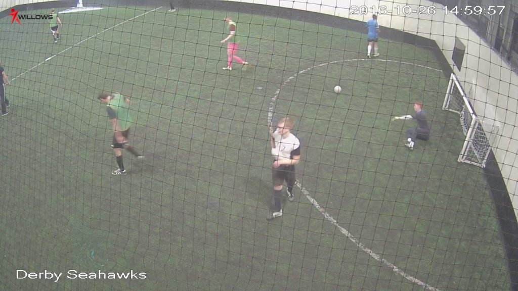 349421 Arena3G Willows Sports Centre Cam7 Derby Seahawks v Fifa Aids Arena3G Willows Sports Centre