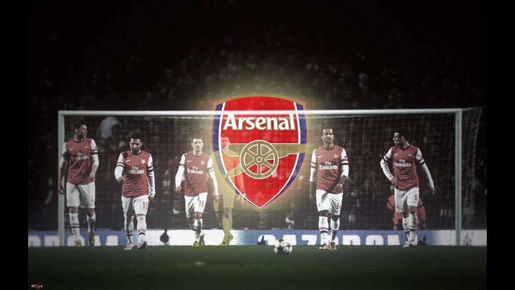Learn how to play football like Arsenal    Teamwork