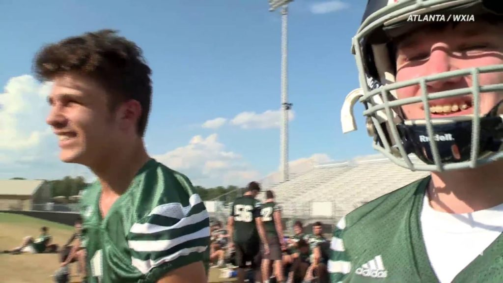 10 sets of brothers play for this high school football team
