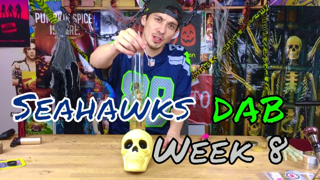Seahawks vs Saints week 8 Dab and Prediction!