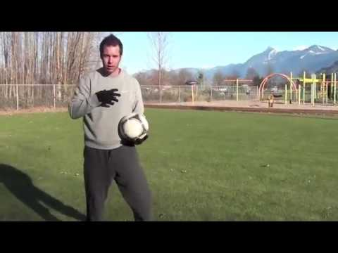 037  How To Control A Football On Your Chest   How To Control A Soccer Ball With Your Chest