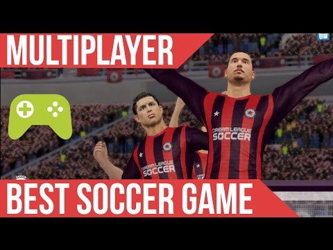 Best football multiplayer (offline) game   How to play  Dream league  android  
