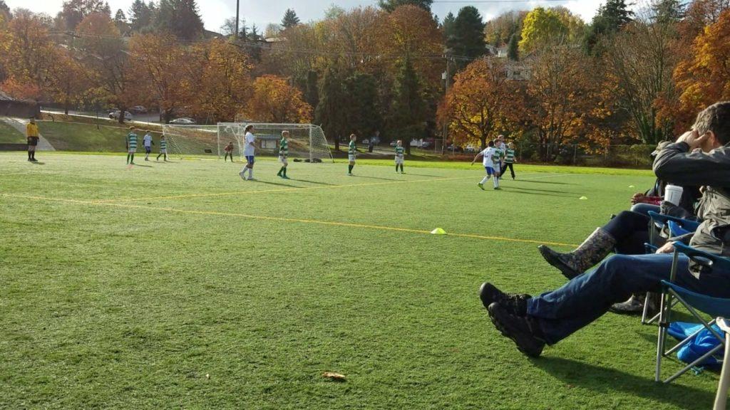 Isc gunners v Seattle Celtic 05 gold