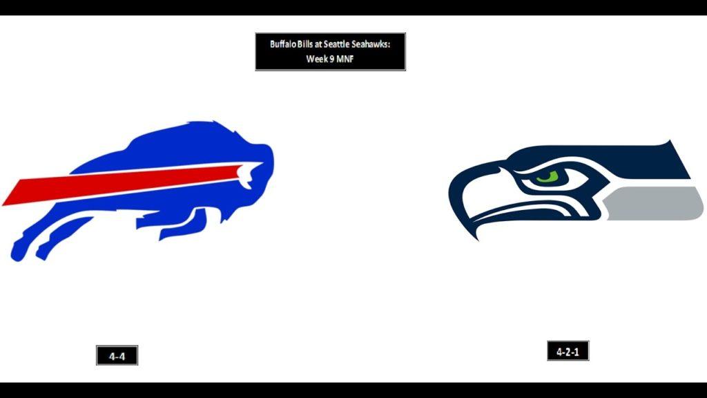 Madden NFL 17: Bills at Seahawks: Week 9 Monday Night Football: Prediction