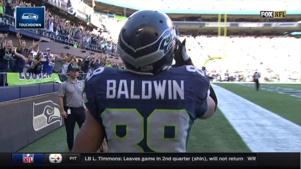 Seahawks 2016 Highlights [First Half]
