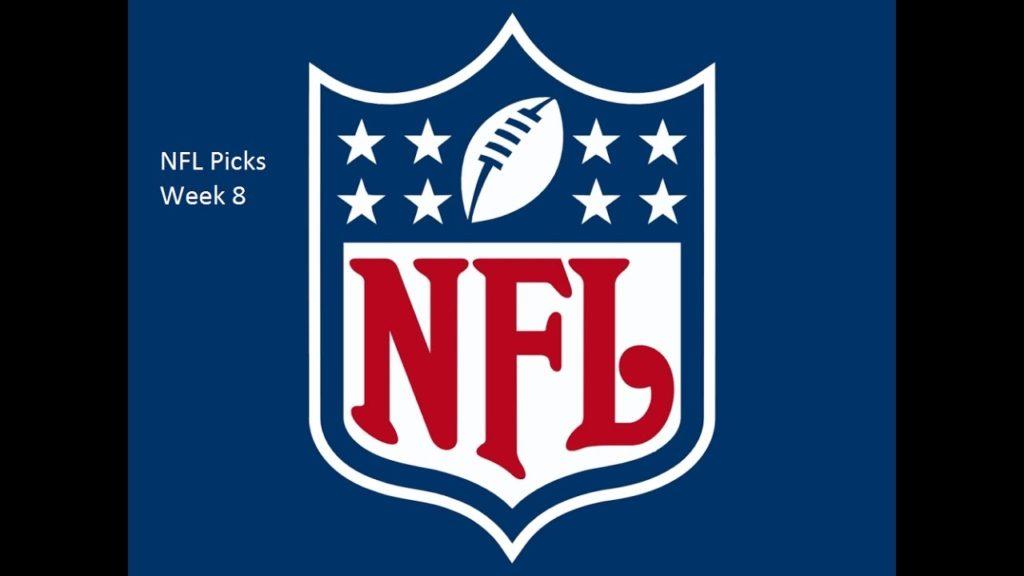 NFL Football Picks Week 8 2016