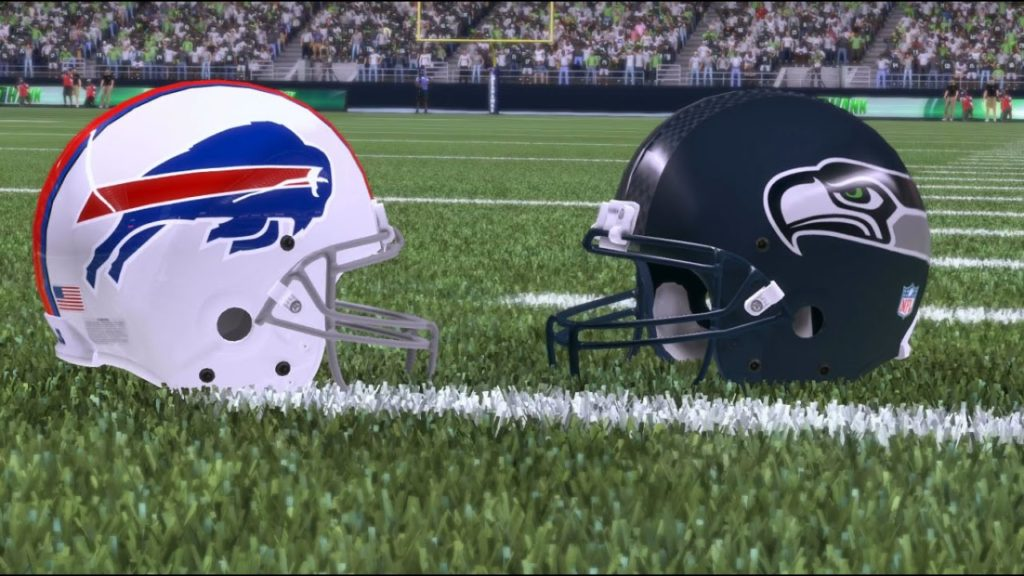 Madden NFL Prediction Week 9 Bills vs Seahawks