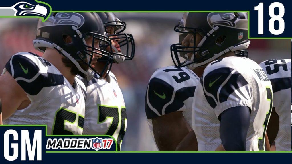 Madden NFL 17 Owner Mode (Seattle Seahawks) [Deutsch/60FPS] #18 Reicht es?