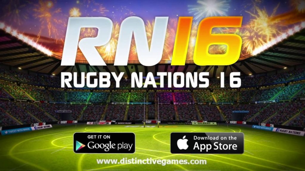 How To Play Rugby Nations 16