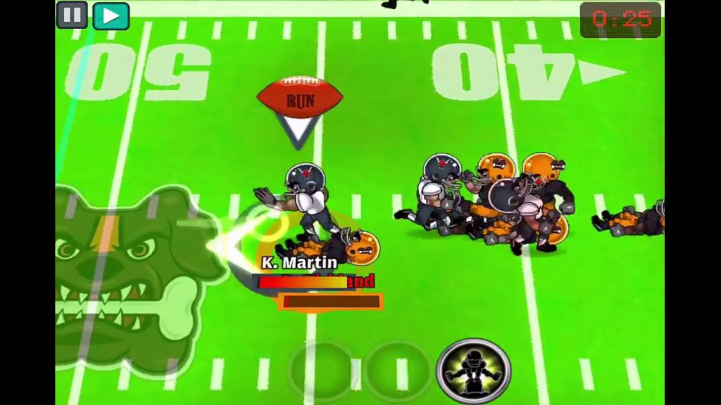 Football Heroes PRO 2016  Gameplay By Run Games iOS & Android