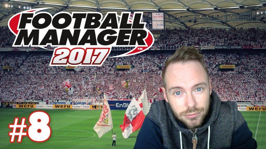 Let's Play Football Manager 2017 #8 – Spielersuche & Transfers [VfB Stuttgart / Deutsch / Gameplay]