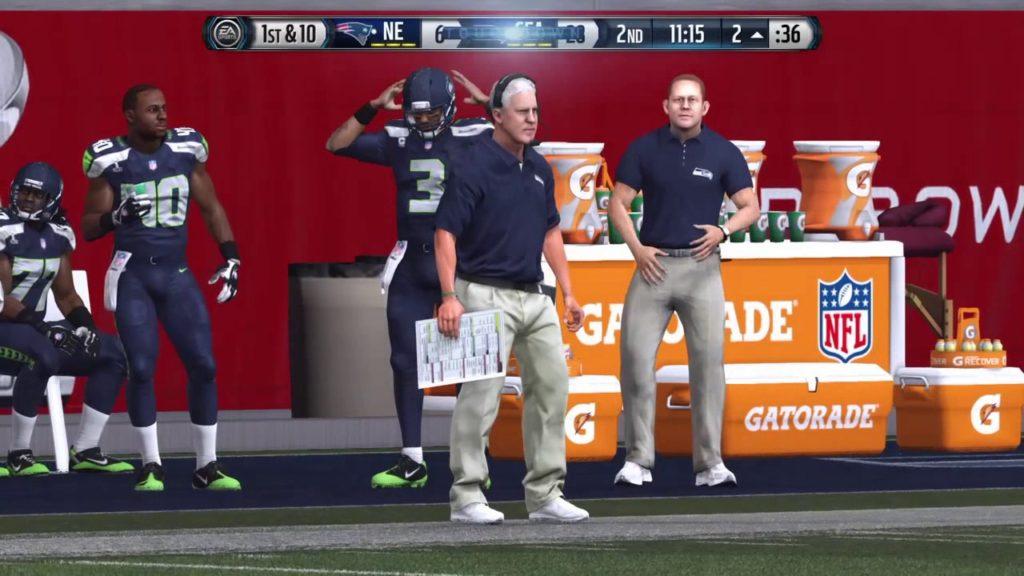 Seattle Seahawks superbowl win