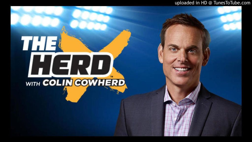 The Herd 11/14/16. The clever Seahawks, Russell Wilson's height, the unbuttoned Steelers and NFL rat