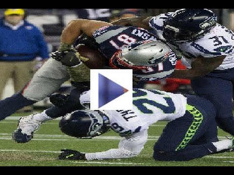 Rob Gronkowski suffered — punctured lung vs. Seahawks heartbreaking loss to the Seahawks