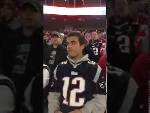 Reaction of Patriots Fans After The Loss To The Seahawks