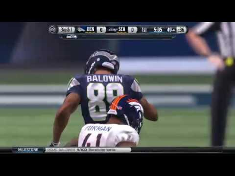 Madden 16 Seattle Seahawks Connected Franchise Preseason Week1