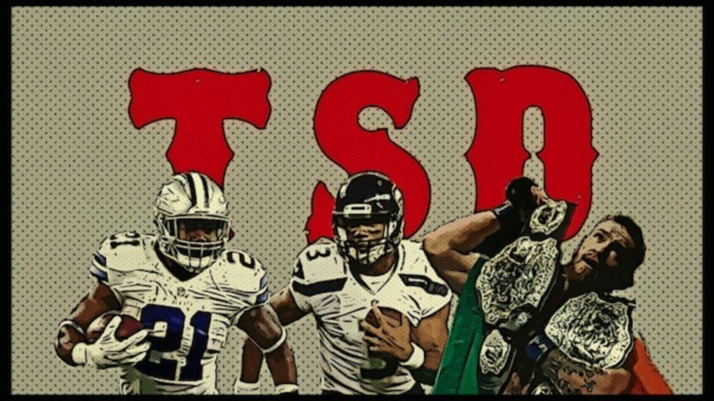 Ezekiel Elliott for MVP? Seahawks Back to Form, Conor McGregor's Next Opponent | TSD Podcast #10