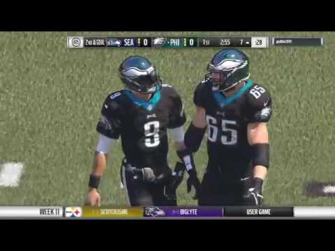#G4R Seahawks vs Eagles   #LIVECOMMENTARY