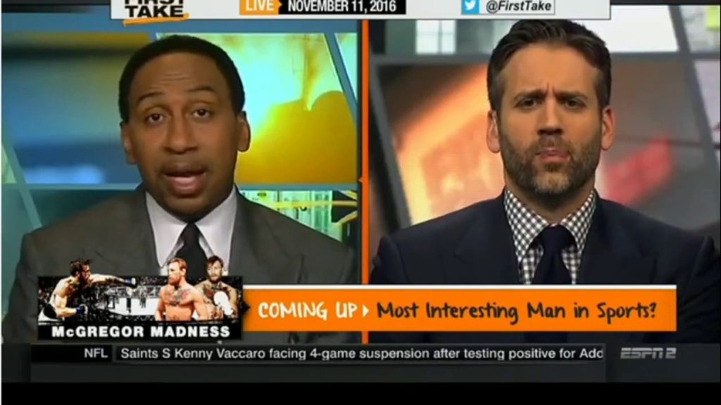 ESPN First Take – 11/11/2016 | Seattle Seahawks vs New England Patriots Who win