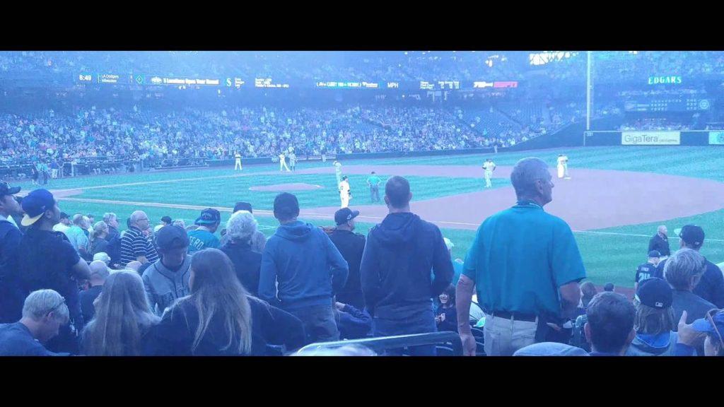 Seattle Mariners vs Orioles 6-30-2016