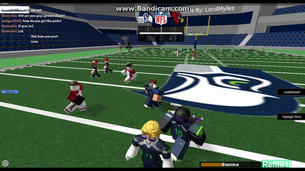 Seattle Seahawks V Arizona Cardinals #3 The final episode!