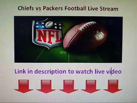 Kansas City Chiefs vs Green Bay Packers live stream NFL Football game