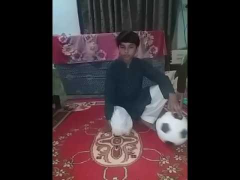 Exercise before play football in urdu kidZone footballer