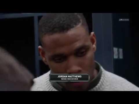 Press Pass: Jordan Matthews; Eagles Loss to Seahawks