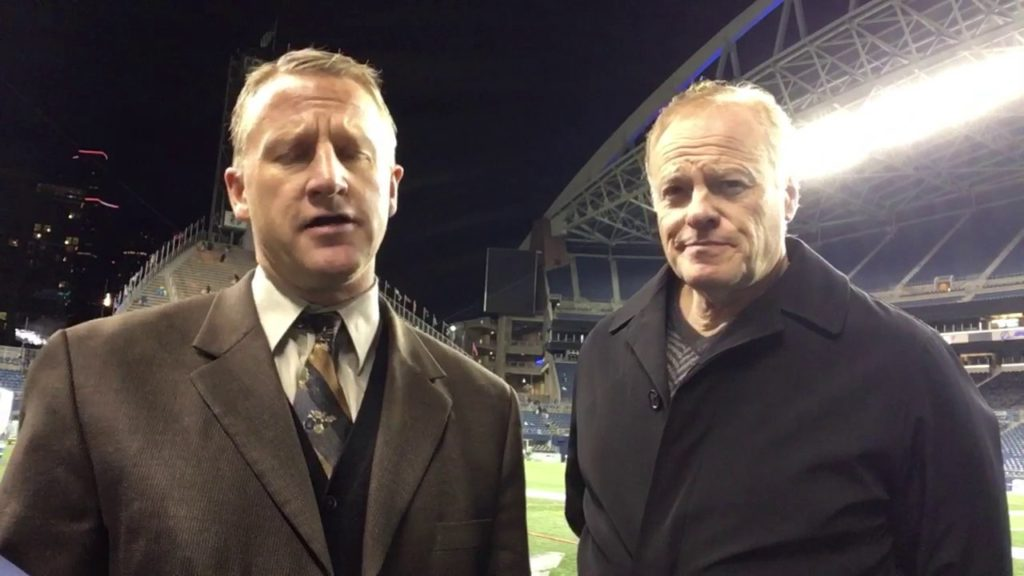 TNT's Gregg Bell, Dave Boling on what they saw, heard in Seahawks' win over PHI