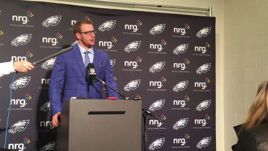 Carson Wentz says 'little mistakes' have been costing the Philadelphia Eagles after loss in Seattle