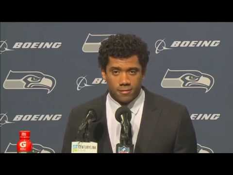 Russell Wilson INTERVIEW After Seattle Seahawks defead Los Angeles Rams   December 15, 2016