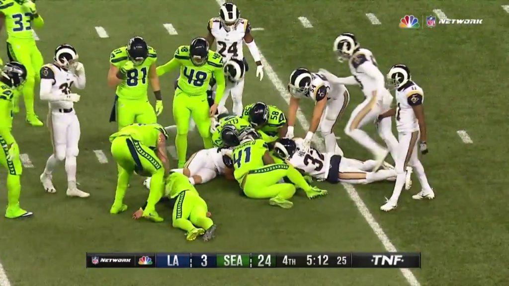 Los Angeles Rams vs Seattle Seahawks  Week 15 Full Highlights | 2016 NFL – 15 Dec 2016